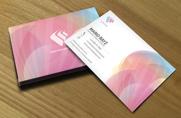 Ruby Sapphire Business Card